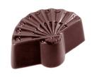 Chocolate World CW1414 Chocolate mould hand fan