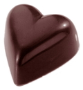 Chocolate World CW1417 Chocolate mould heart