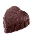 Chocolate World CW1420 Chocolate mould small leaf