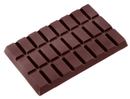 Chocolate World CW1429 Chocolate mould tablet 205 gr
