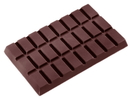 Chocolate World CW1431 Chocolate mould tablet 102 gr