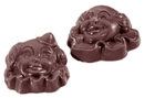 Chocolate World CW1447 Chocolate mould clown 2 fig.