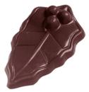 Chocolate World CW1454 Chocolate mould hollyleaf
