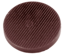 Chocolate World CW1455 Chocolate mould disc Ø 31 mm