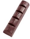 Chocolate World CW1458 Chocolate mould bar tree trunk