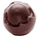 Chocolate World CW1487 Chocolate mould boiled egg 24 mm