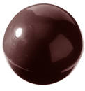 Chocolate World CW1495 Chocolate mould half sphere Ø 20 mm
