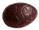 Chocolate World CW1516 Chocolate mould egg kroko 29 mm