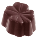 Chocolate World CW1524 Chocolate mould clover small
