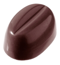 Chocolate World CW1529 Chocolate mould coffeebean small