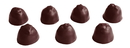 Chocolate World CW1539 Chocolate mould easy dip mix 7 fig.