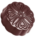 Chocolate World CW1542 Chocolate mould mooncake