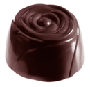 Chocolate World CW1544 Chocolate mould small rose