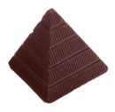 Chocolate World CW1547 Chocolate mould pyramid