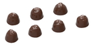 Chocolate World CW1548 Chocolate mould easy dip mix small 7 fig.