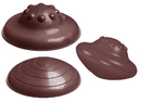 Chocolate World CW1552 Chocolate mould ufo