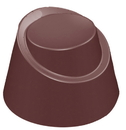 Chocolate World CW1555 Chocolate mould modern round1