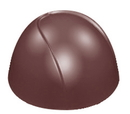 Chocolate World CW1556 Chocolate mould modern round2