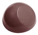Chocolate World CW1561 Chocolate mould half sphere with flat side  Ø 27, 5