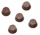 Chocolate World CW1563 Chocolate mould  maya 3 fig.