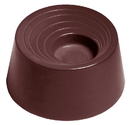 Chocolate World CW1564 Chocolate mould cylinder with gravure