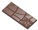 Chocolate World CW1566 Chocolate mould tablet maya