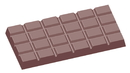 Chocolate World CW1588 Chocolate mould bar