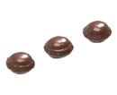 Chocolate World CW1591 Chocolate mould macaron de paris 3 fig.