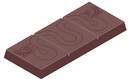 Chocolate World CW1594 Chocolate mould tablet maya snake