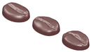 Chocolate World CW1609 Chocolate mould coffee bean 3 fig.
