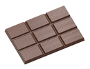 Chocolate World CW1610 Chocolate mould tablet stripes