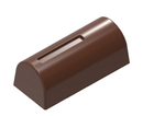 Chocolate World CW1617 Chocolate mould buche line Ernst Knam