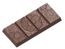 Chocolate World CW1620 Chocolate mould tablet football