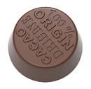 Chocolate World CW1625 Chocolate mould 100% cacao origin