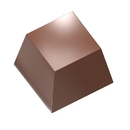 Chocolate World CW1630 Chocolate mould blank cube