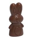 Chocolate World CW1644 Chocolate mould modern rabbit 55 mm