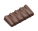Chocolate World CW1645 Chocolate mould tablet steps