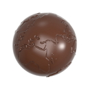 Chocolate World CW1648 Chocolate mould globe