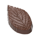 Chocolate World CW1657 Chocolate mould leaf structure