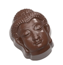 Chocolate World CW1661 Chocolate mould buddha head