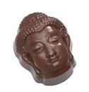 Chocolate World CW1661 Chocolate mould buddha head