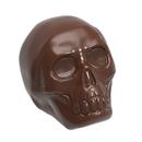Chocolate World CW1666 Chocolate mould skull