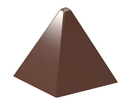 Chocolate World CW1672 Chocolate mould pyramid smooth