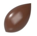 Chocolate World CW1673 Chocolate mould quenelle Frank Haasnoot