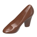Chocolate World CW1674 Chocolate mould ladies shoe