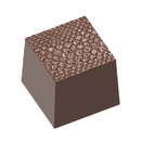 Chocolate World CW1675 Chocolate mould structura 1 leather
