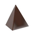 Chocolate World CW1680 Chocolate mould top of pyramid