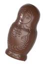 Chocolate World CW1682 Chocolate mould matroesjka