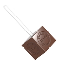Chocolate World CW1686 Chocolate mould lolly cube