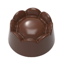 Chocolate World CW1728 Chocolate mould cup bottom HM005